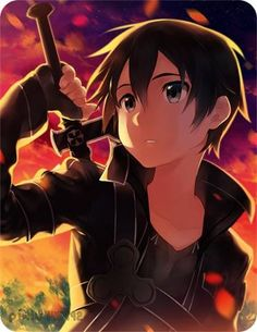 Sword Art Online / Kirito