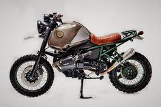 BMW R1100GS Buldozzer Motorcycle 3