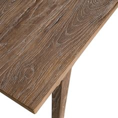 Forte Coffee Tables at Found Vintage Rentals. Wooden rectangular coffee table with square tapered legs.