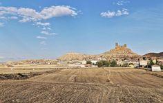 Castillo de Montuenga - Comarca de Arcos del Jalón, Soria