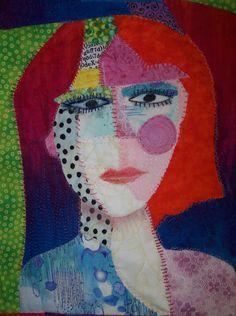 Girl by Jamie Fingal  JamieFingalDesign...