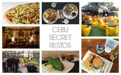 Today on the blog @krishafromtheisland shares her 7 Secret Restaurants Around Cebu #032eatdrink