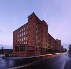 Manufaktura in Lodz, Once An Abandoned Old Factory, Now Shopping Mall and Hotel