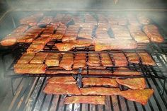 The #Traeger is #GettingAWorkout #Today! Good thing i have that 40lb bag of…