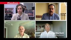 Debate completo con Carmen Aristegui sobre #Gasolinazo 2017: ¿Es culpa d...
