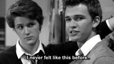 Eddie and Jerome (gif) - The House of Anubis Photo - Fanpop Best Tv Shows, Favorite Tv Shows, Series Movies, Tv Series, Eugene Simon, House Of Anubis, Gif Photo, Hopeless Romantic, Steven Universe