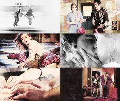 stiles and lydia, stydia, teen wolf