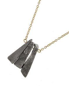 Silver Druzy Natural LONG Stone Gold Tone Chain Necklace Fashion Jewelry #DazzledByJewels #Chain #Druzy #Gift #Fashion #Jewelry
