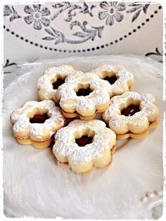/ For Xmas in 57 days! Serbian Recipes, Czech Recipes, Christmas Sweets, Christmas Baking, Baking Recipes, Cookie Recipes, Eat Me Drink Me, Food And Drink, Sweet Cooking