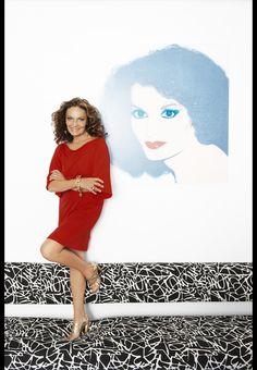 Diane von Furstenberg - photographe Lorenzo Agius http://www.vogue.fr/thevoguelist/diane-von-fuerstenberg-1/228