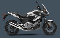 Honda NC700X. Beautiful painting.