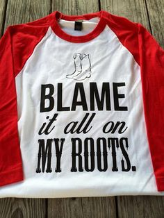 Blame it All On My Roots – Stateline Designs
