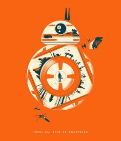 The Force Awakens by cakes_comics