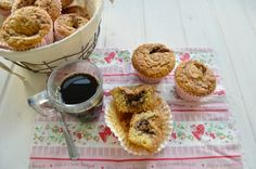 No sin mi taper: Muffins de Plátano y Nocilla
