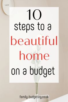 10 steps to a beautiful home on a budget, how to transform your home with a fabulous thrirfty makeover thrifty frugal homemakeover budgetmakeover 694891417484149794 Home Improvement Center, Home Improvement Companies, Home Improvement Loans, Lowes Home Improvements, Home Improvement Projects, Diy Home Decor On A Budget, Kitchen On A Budget, Budget Planer, Family Budget