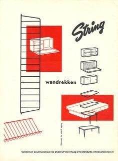 Goed Wonen 1957 advertisement