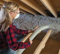 Blown-In Cellulose Attic Insulation | Green, Non-toxic Insulation in Austin