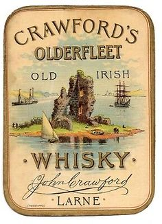 Old Irish, Northern Ireland, Whisky, Northern Ireland County, Whiskey