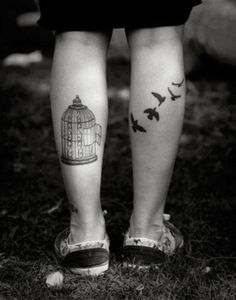 Tattoo: Liberdade