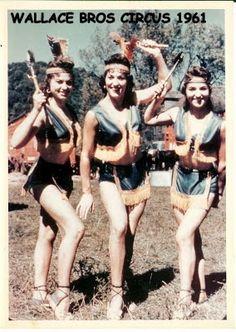 Wallace Bros Circus 1961