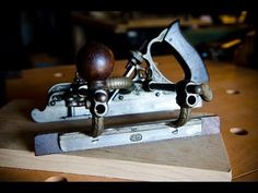 """VIDEO: STEP 3: Learn How to Refurbish, Tune, & Sharpen Old Hand Tools (""""10 Steps to Getting Started in Traditional Hand Tool Woodworking"""" at WoodAndShop.com)"""