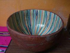 Bacha Artesanal De Ceramica-piezas Rusticas Y Personalizadas - $ 990,00 en Mercado Libre