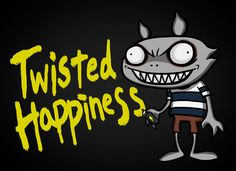 Urban Devil - Twisted Happiness / Creator, Characters and Illustrations by PEPPERJERRY