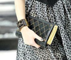 Le book clutch di Chanel