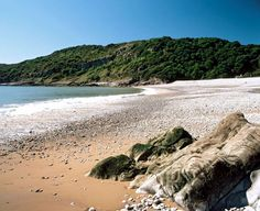 Pwll Du Bay, Swansea, South Wales, UK - Getty Images