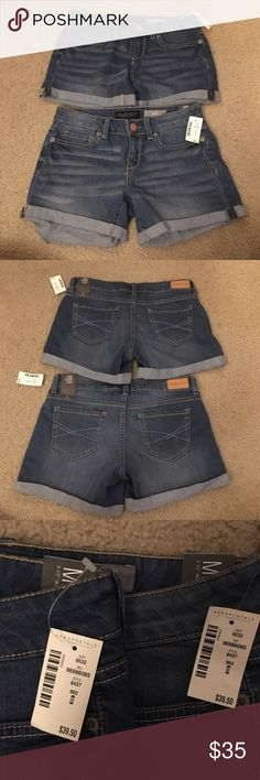 2 Shorts & Wallet Wristlet NWT 2 Medium wash Aeropostale shorts in size 0. Merona wallet Wristlet included for free! Fits an iPhone 4S comfortably. Aeropostale Shorts Jean Shorts