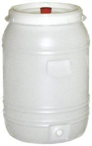 Barril fermentador de 60 litros + grifo + válvula + tapa