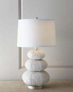 """Stacked Sea Urchin"" Lamp - Neiman Marcus"