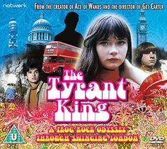 I was smitten with Candace (Candy) Glendenning in this tv series set around London landmarks, most notably the Natural History Museum, home of the Tyranasorus Rex aka the Tyrant King A Saucerful Of Secrets, Get Carter, Nanny Mcphee, She's A Rainbow, Amazon Dvd, London Landmarks, Famous Landmarks, Swinging London, Kid N Teenagers