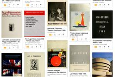 The Guggenheim makes 200 Art Books available for free download