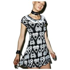 Killstar Furious Faith Suspender Dress ($58) ❤ liked on Polyvore featuring dresses, sexy dresses, sexy short dresses, white peter pan collar dress, sexy white dresses and short white dresses
