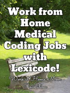 Hiring Work at Home Medical Coders: Paid Training! Work from Home Medical Coding Jobs with Lexicode! / Work at Home Mom RevolutionWork from Home Medical Coding Jobs with Lexicode! / Work at Home Mom Revolution Home Based Business Opportunities, Work From Home Business, Work From Home Moms, Online Business, Business Ideas, Medical Coder, Medical Billing And Coding, Coding Training, Revolution