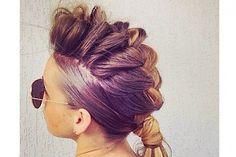 Braid Mohawk - Zadziorna fryzura dla odważnych dziewczyn