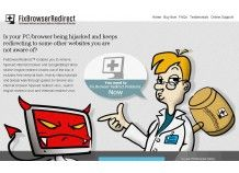 Fix and Removal of Internet Browser Hijacked Redirect Virus Or Malware | Surferchest Directory of Internet Deals