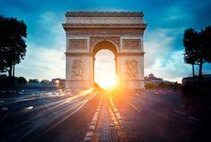 ...Les Champs @ sunrise