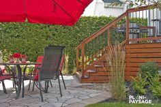 Spa Jacuzzi, Outdoor Decor, Home Decor, Courtyards, Foyer Au Gaz, Paver Stone Patio, Decoration Home, Room Decor, Home Interior Design