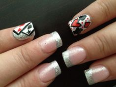 Vegas nails 2013 omg i dont need nails to think of home all i have to do is call my family