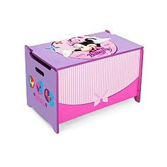 Delta Minnie Mouse Toy Box