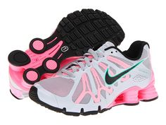Free shipping BOTH ways on nike shox turbo 13 wolf grey polarized pink black, from our vast selection of styles. Fast delivery, and real-person service with ...