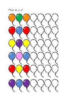 Idea for pattern file folder game Preschool Math, Kindergarten Worksheets, Worksheets For Kids, Toddler Learning Activities, Preschool Activities, Kids Learning, Math Patterns, Kids Education, Teaching