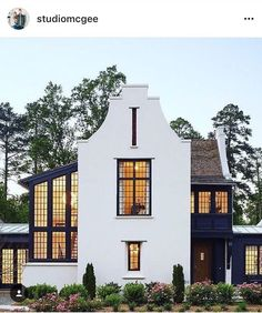 Like the large painted windows