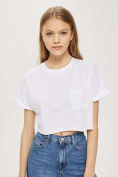 ideas womens fashion for summer casual spring crop tops for 2019 Tween Fashion, Fashion 101, Fashion Outfits, Womens Fashion, Ladies Fashion, Fashion Boots, Young Fashion, Fashion Clothes, Fashion Trends