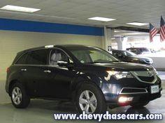 Pre-Owned 2011 Acura MDX 3.7L Technology Pkg w/Entertainment Pkg Super Hand SUV | Stock# H01704 | Washington DC, Bethesda, Rockville, Potomac