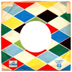 Who knew that vinyl record inserts used to have this much visual pizzazz? For a stunning archive of record factory sleeves, Record Envelope is a must-see.