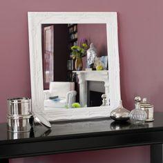 Espejo Enzo blanco 73x63, Maisons du Monde, 49,99€