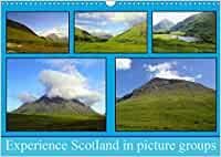 Experience Scotland in picture groups (Wall Calendar 2021 DIN A3 Landscape) Group Pictures, A3, Scotland, Calendar, Landscape, Travel, Stationery Set, Scenery, Viajes